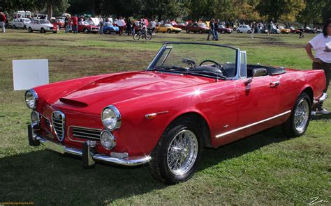 Alfa Romeo 2600 Spider by Alfa Romeo 2600 Spider Johnywheels