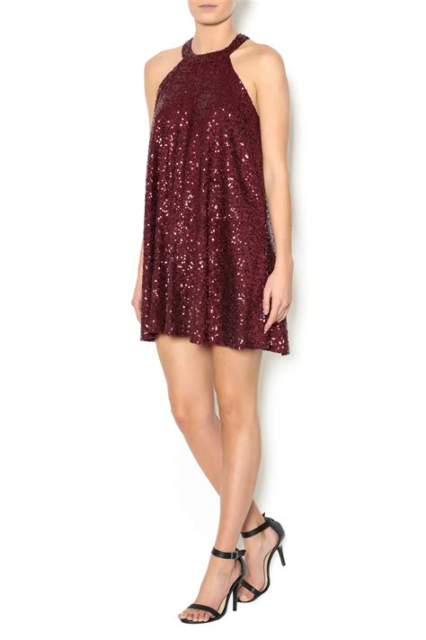 By Together Sequin Swing Dress From Arkansas By The Fair