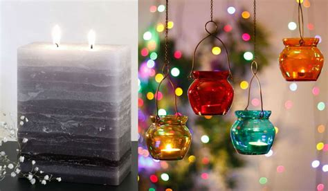 diwali decoration lights home light up your home with creative candles for this diwali