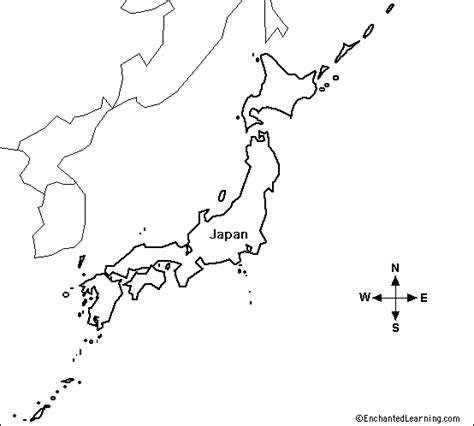 Japan Map Cities Outline by Blank Maps Of Europe And Asia Katy Perry Buzz
