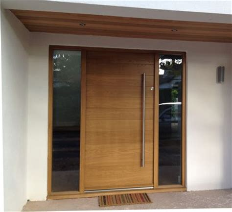 Contemporary Wood Doors Exterior 25 Best Ideas About Modern Front Door On