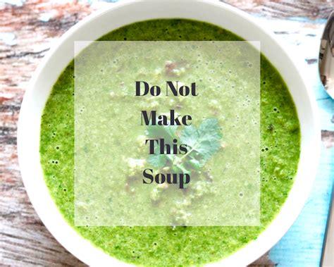 Broccoli Arugula Detox Soup by Goop Broccoli Arugula Soup Recipe
