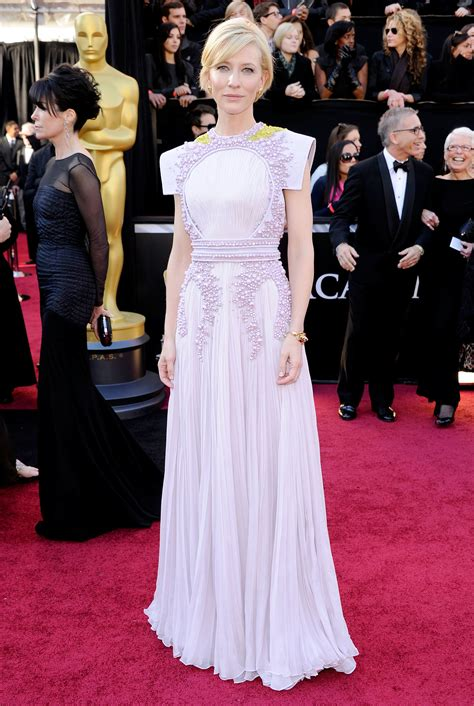 Catwalk To Carpet Cate Blanchett Carpet Style Awards by Clad In Givenchy Couture Cate Blanchett Was Subtle