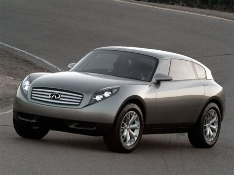 infinity  concept cars
