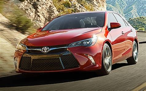 2016 Toyota Camry 2 5 G A T would you rather page 617