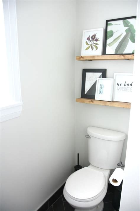 floating toilet floating shelves bathroom diy floating shelvesdiy