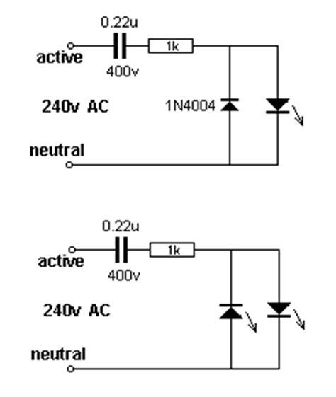 led resistor for 230v 30 led projects