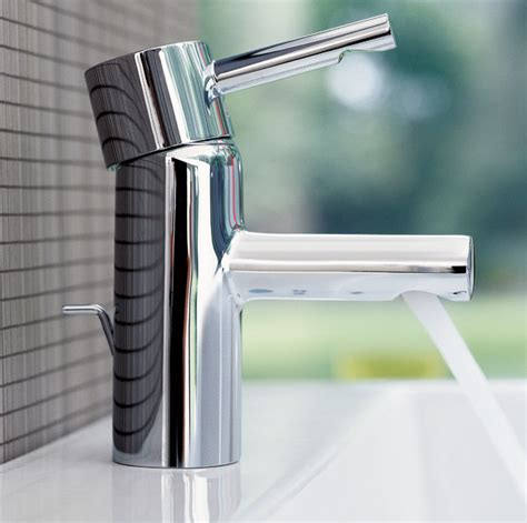 Quality Bathroom Fixtures with Grohe Essence 32216000 Modern Bathroom Faucets And Showerheads By Quality Bath