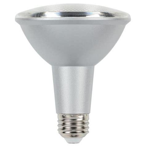 10 watt led bulb equivalent to cfl westinghouse par30 10 watt 75 watt equivalent medium