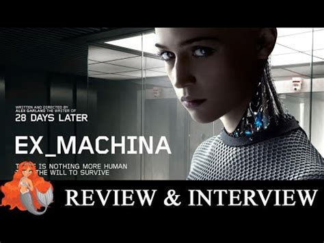 ex machina director ex machina film review exclusive interview with director