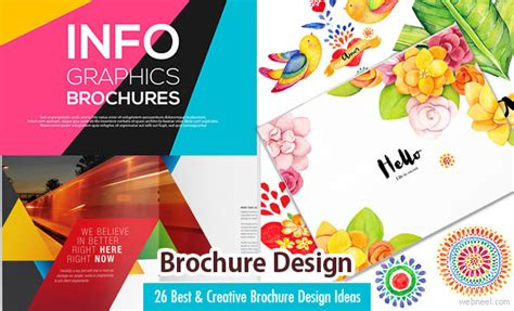 26 best and creative brochure design ideas for your design inspiration 26 best and creative brochure design