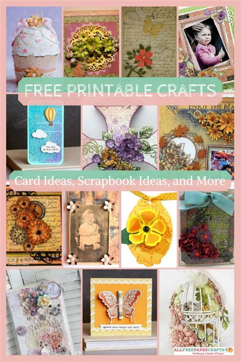 scrapbook layout designs free free printable crafts 50 handmade card ideas scrapbook