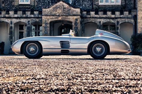 motor house cars mercedes 300 slr recreation headlines classic race auction