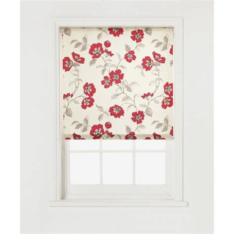 Kitchen Blinds Argos Buy Home Roller Blind 4ft Floral At Argos Co Uk