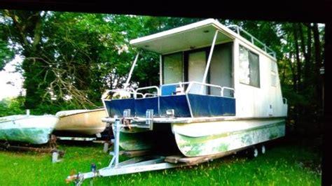 houseboat nj houseboat catamaran cruiser lil hobo 4500 south jersey