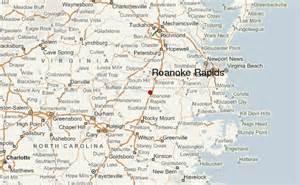 roanoke carolina map roanoke rapids location guide