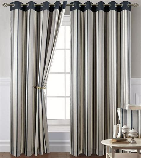 90 by 90 curtains in cm buy grey stripe eyelet curtains 90 x 90 montana from our