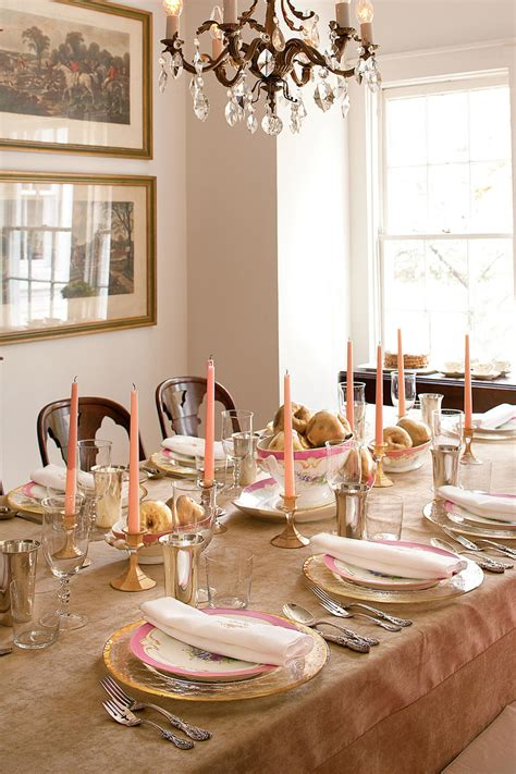 how do you set a table for a formal dinner how to set a stunning table southern living
