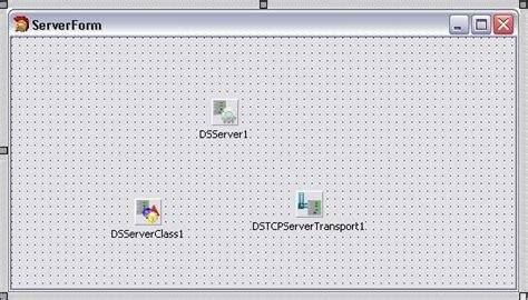 tutorial delphi datasnap tutorial einen datasnap server mit einer anwendung
