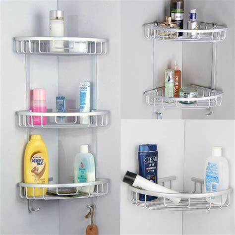 3 tier bathroom shelf 3 tier shower bathroom shelf corner rack organiser lazada ph