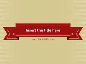 old style free template for powerpoint and impress