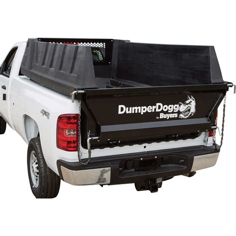 pickup dump bed dumperdogg pickup dump insert poly fits 8ft bed 6 000