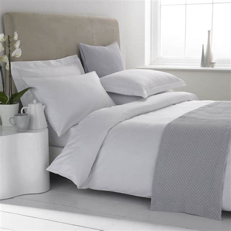 diamond weave bed runners throws king  cotton