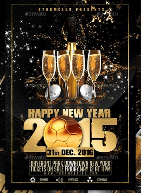 new year poster psd image gallery new year 2013 flyer psd