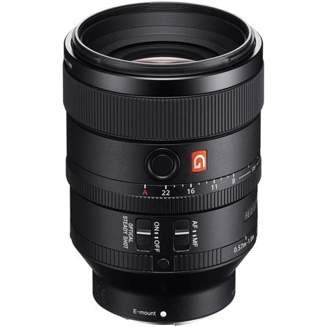 Sony Fe 100mm F 2 8 Gm Frame Lensa Kamera sony fe 100mm f 2 8 stf gm oss lens sel100f28gm b h photo