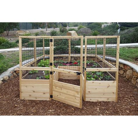 Inexpensive Raised Garden Bed Ideas Cheap Garden Bed Ideas