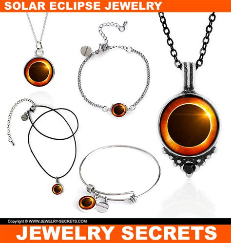 solar eclipse jewelry jewelry secrets