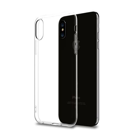 Transparent Iphone X transparent iphone x soft retailite