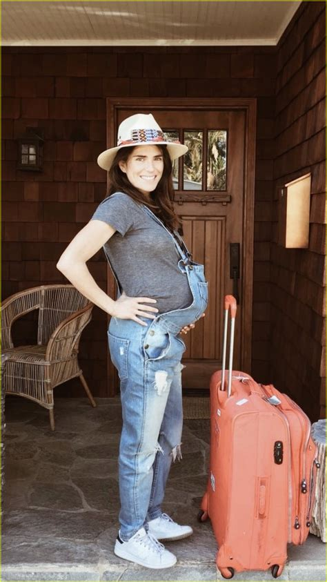 karla souza husband marshall trenkmann  baby girl photo  birth celebrity