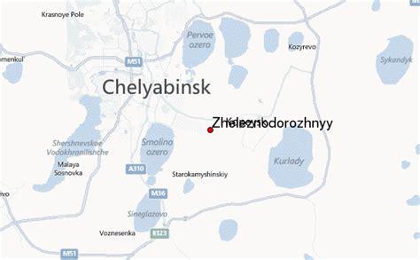 chelyabinsk map zheleznodorozhnyy russia chelyabinsk oblast location guide