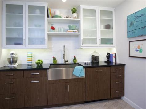 Dual Tone Kitchen Cabinets Two Toned Kitchen Cabinets Pictures Ideas From Hgtv Hgtv