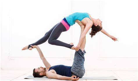 acro yoga tutorial ninja acro yoga lache