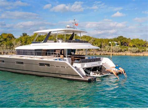motor catamaran charter croatia lagoon 630 motor yacht luxury catamaran charter croatia