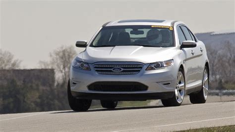 aol autos snags ride   taurus sho  fords  female dynamics engineer autoblog