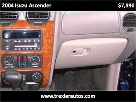 2004 Isuzu Ascender Owners Manual Isuzu Ascender Mashpedia Free Encyclopedia
