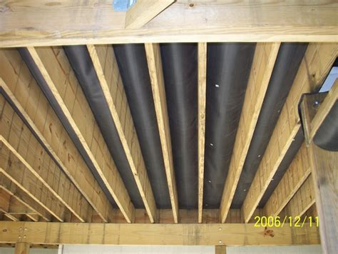 Waterproof Deck Ceiling by Deck Drainage System Tuftex 187 Design And Ideas