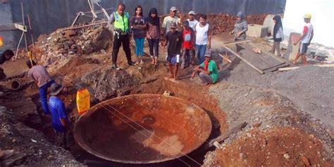 Wajan Besar Bandung misteri penemuan wajan raksasa di tengah kota kutoarjo