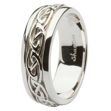 Wedding Bands Kerry by The Undying Traditional Celtic Wedding Bands Wedding And