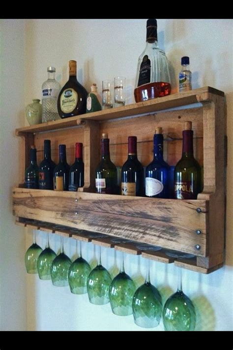 Wine Racks From Pallets pallet wine rack pallet ideas