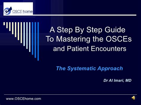 mastering the a step by step guide to writing a quality staff report books a step by step guide to mastering the osces
