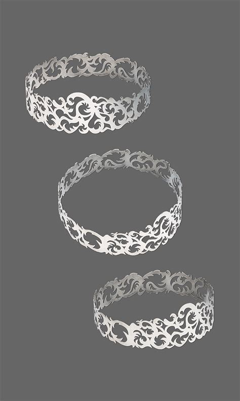 silver sheets for jewelry jewelry design tiara made of sterling silver sheets