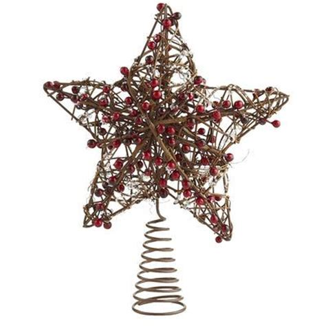 country star tree topper pier one christmas time is