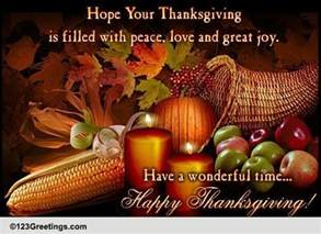 thanksgiving in our hearts free happy thanksgiving ecards 123 greetings