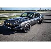 500HP 1967 Ford Mustang GT500 Shelby Clone Gun Metal Grey