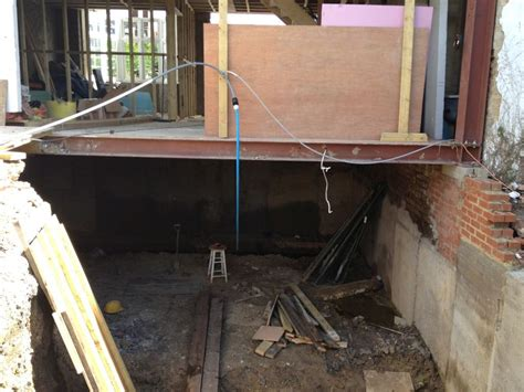 converting a basement basement conversion in to home multi media room