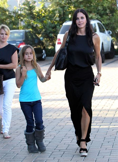 courteney cox daughter coco courteney cox arquette photos photos gorgeous gals